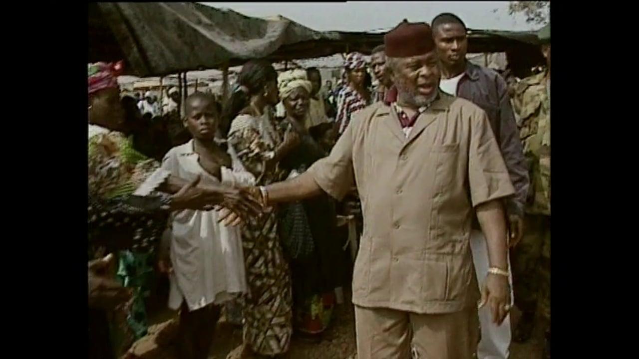 Sierra Leone 2001 - Waiting For Pape