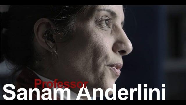 Sanam Anderlini-what is HR?