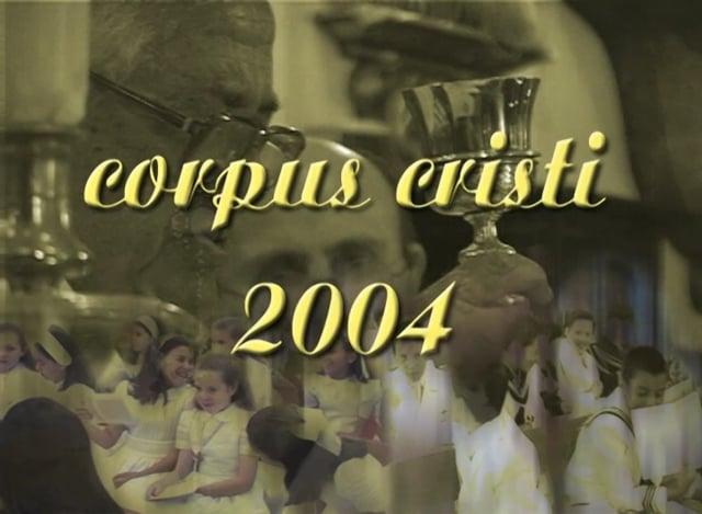 Corpus Christi 2004