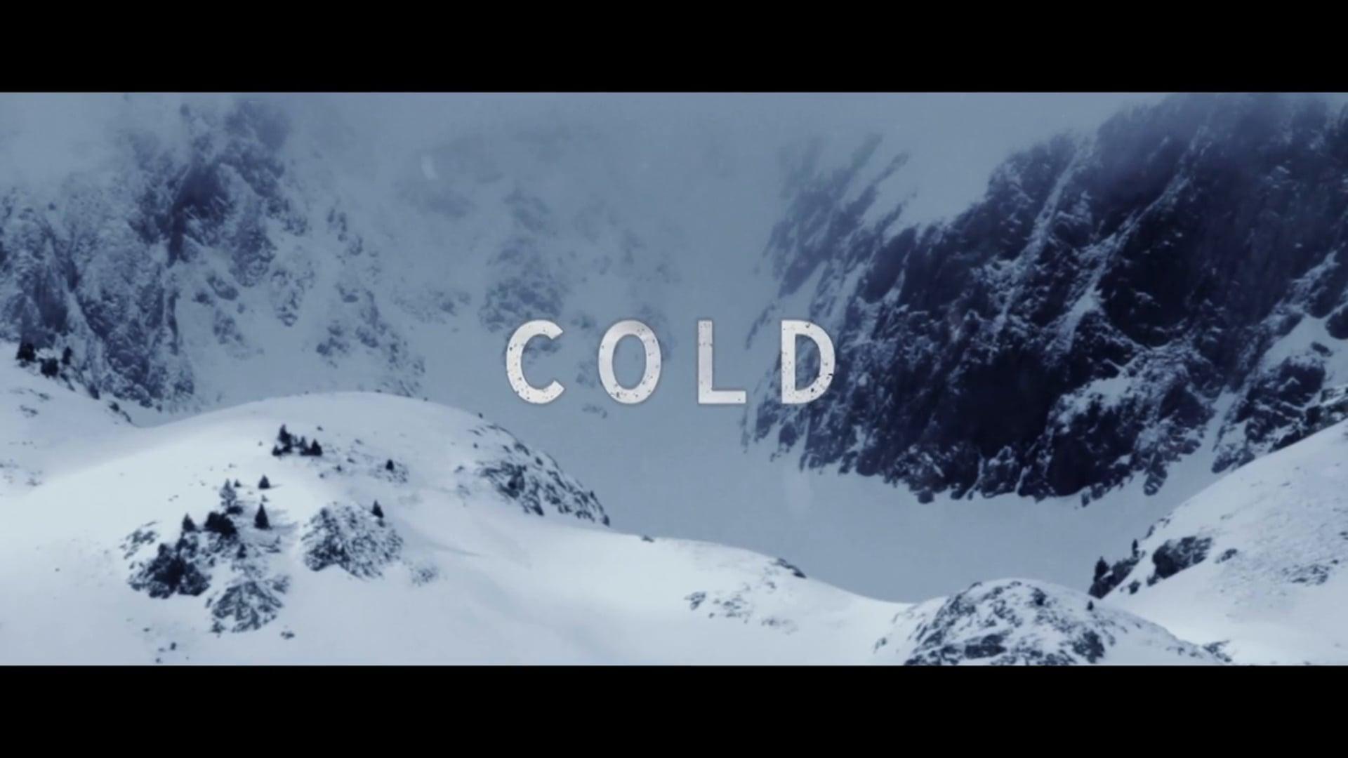 COLD / Cortometraje