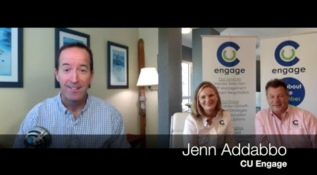 How to manage today's multiple disruptions within the credit union space with CU Engage