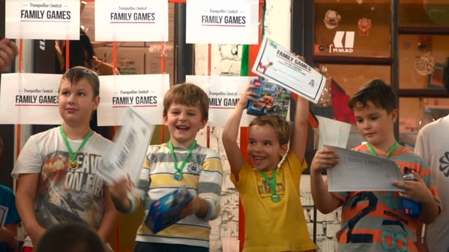 FLY!FAMILY - family games