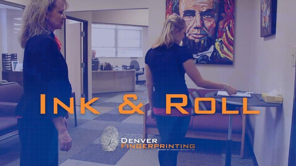 Ink & Roll – FBI Fingerprint Training