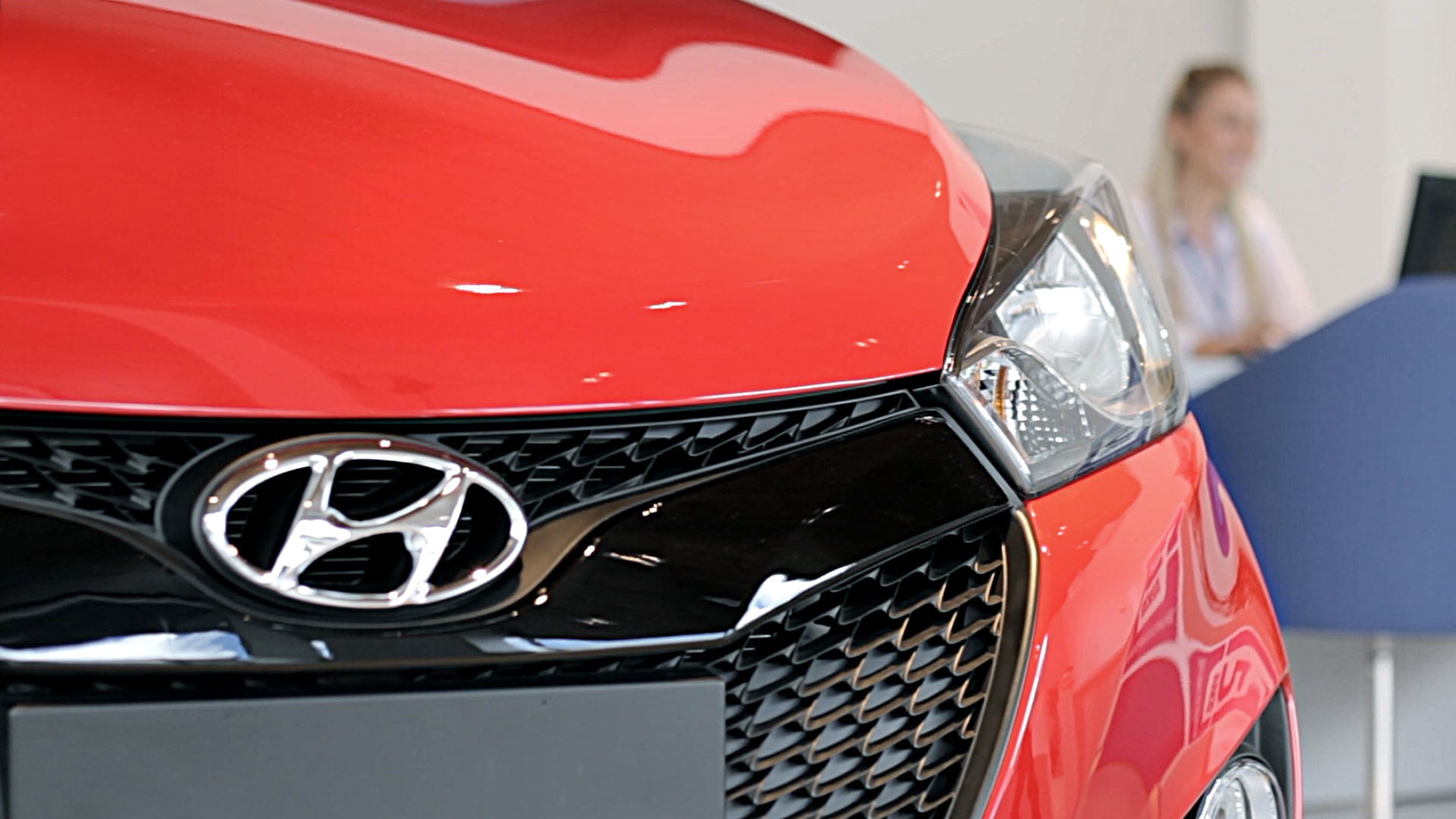"Hyundai HMB Carway - VT30"" Bento Gonçalves"