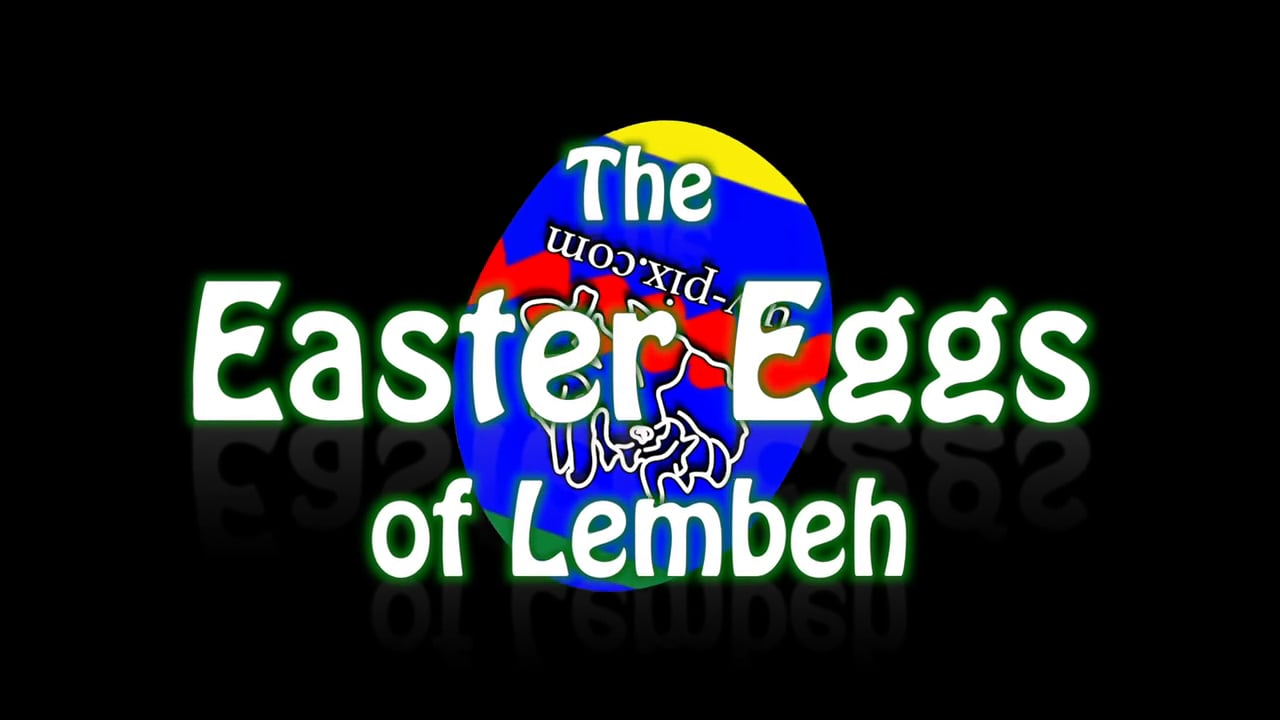 Critters of the Lembeh Strait   Episode 05 - 2015   The Easter Eggs of Lembeh