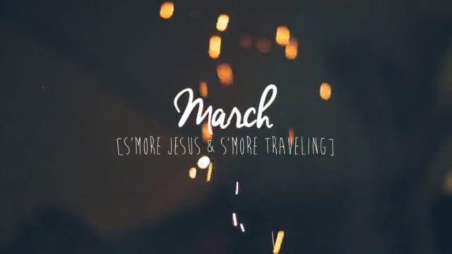 March // Lausanne 2014-2015