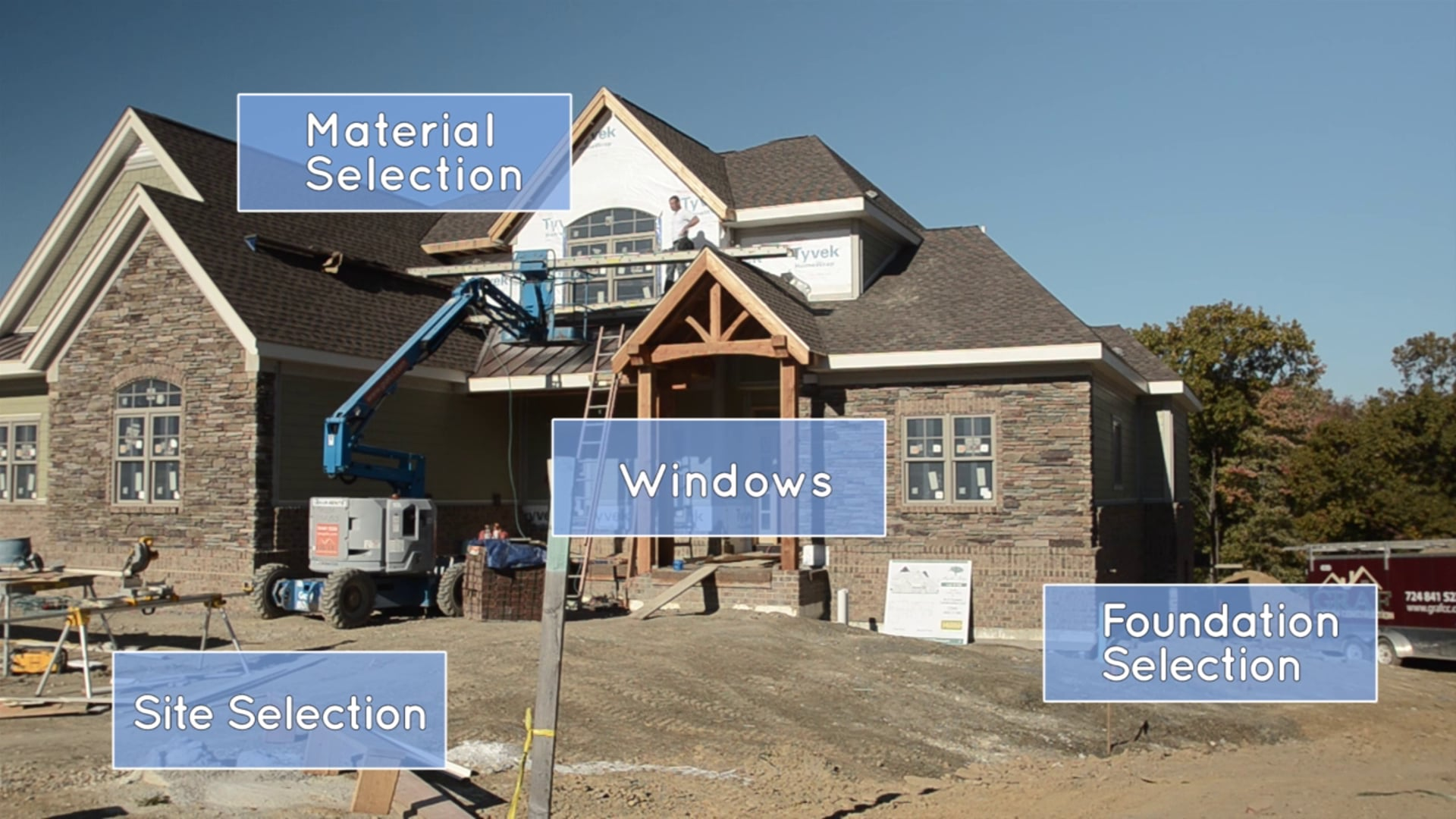 Graf Custom Homes: Build On your Lot