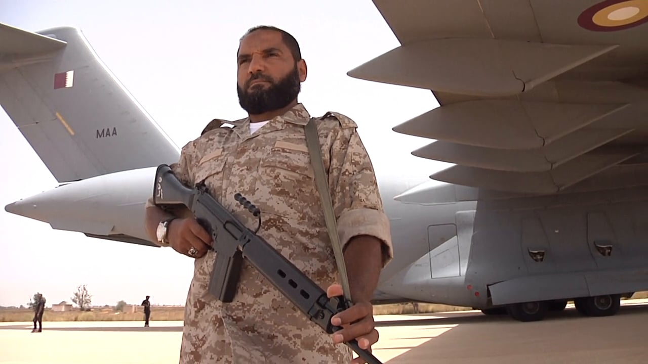 Libya 2011 - Mission to Benghazi