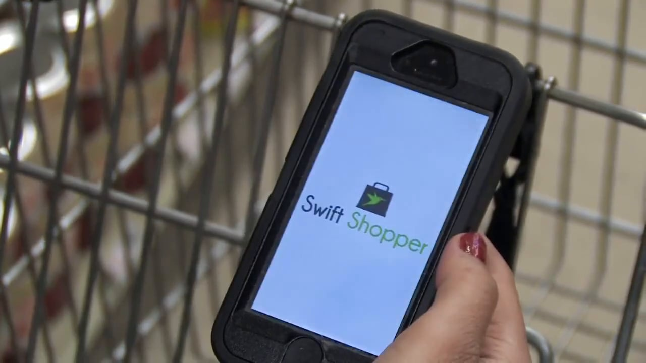 Swift Shopper Commercial