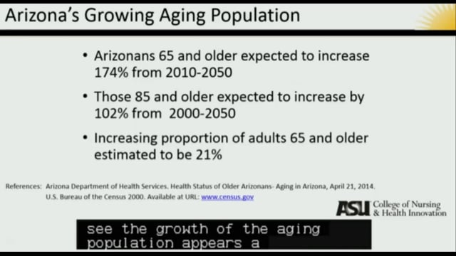 White House Conference on Aging, Part I