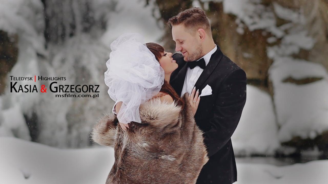 Kasia & Grzegorz | MSFilm: Teledysk / Highlights