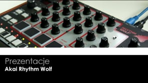 Akai Rhythm Wolf