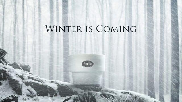 FREDDO / Winter is coming