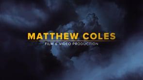 Matthew Coles - Sports Video Production Reel