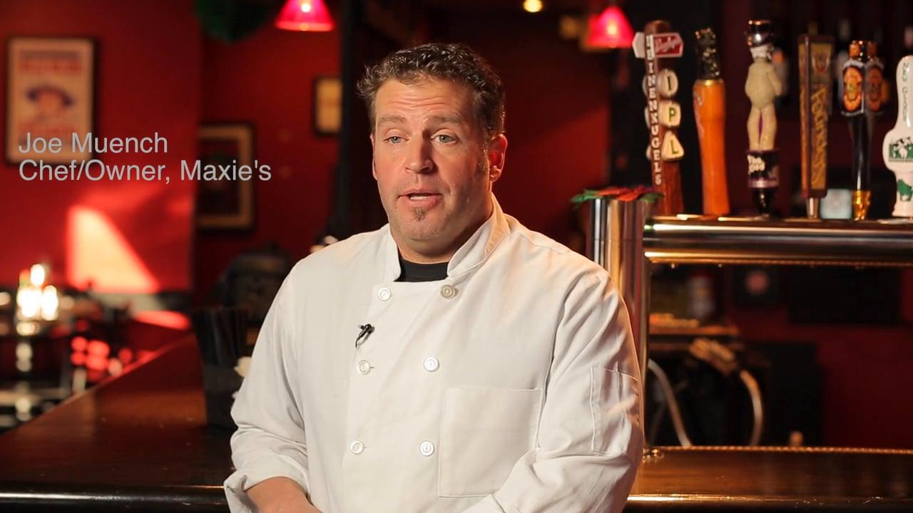 Joe Muench on Maxie's
