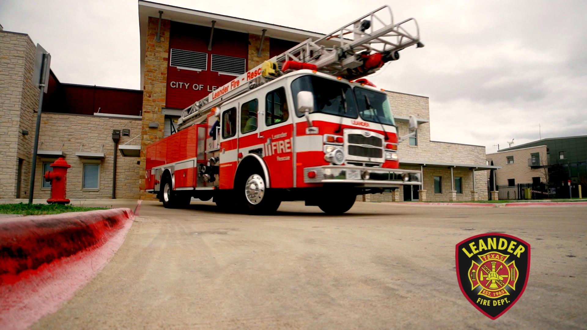 Leander Fire Department Volunteer