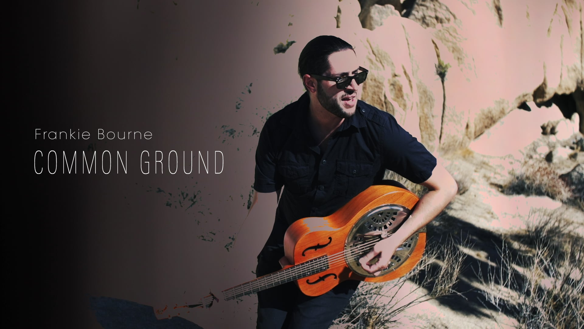 """Frankie Bourne """"Common Ground"""" Official Music Video 2015"""