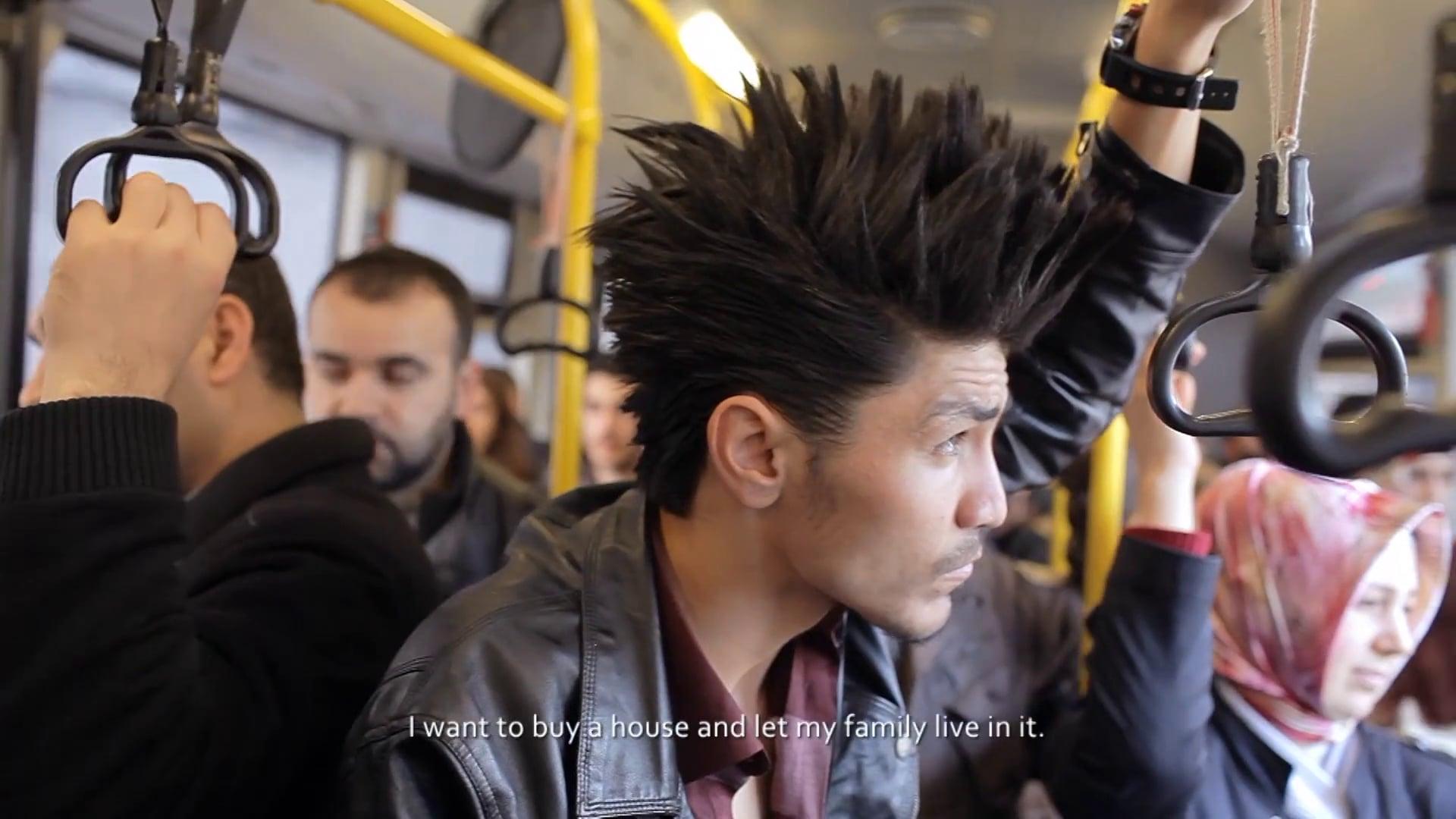 Ben Apaçi Değilim | I'm Not an Apache | Trailer