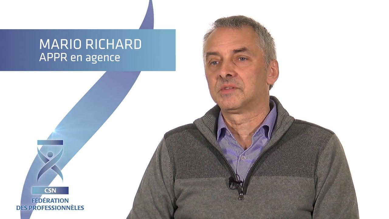 Mario Richard explique l'impact de la disparition des agences régionales de la santé et des services sociaux