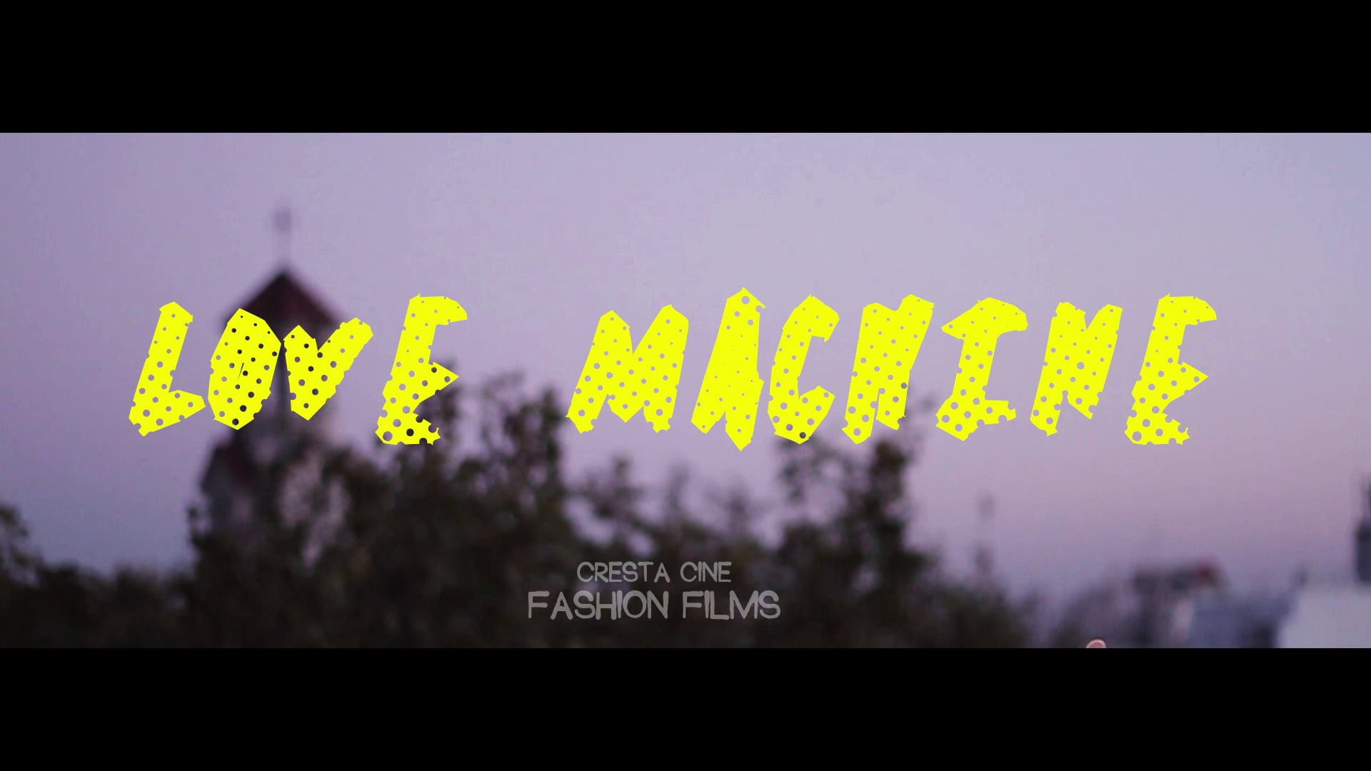 Love Machine - Fashion Film