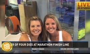 Funeral Held for Marathon Mom