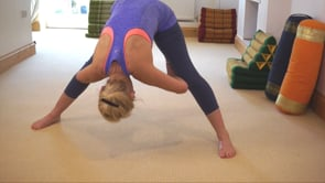 Pilates Stretch - Giraffe