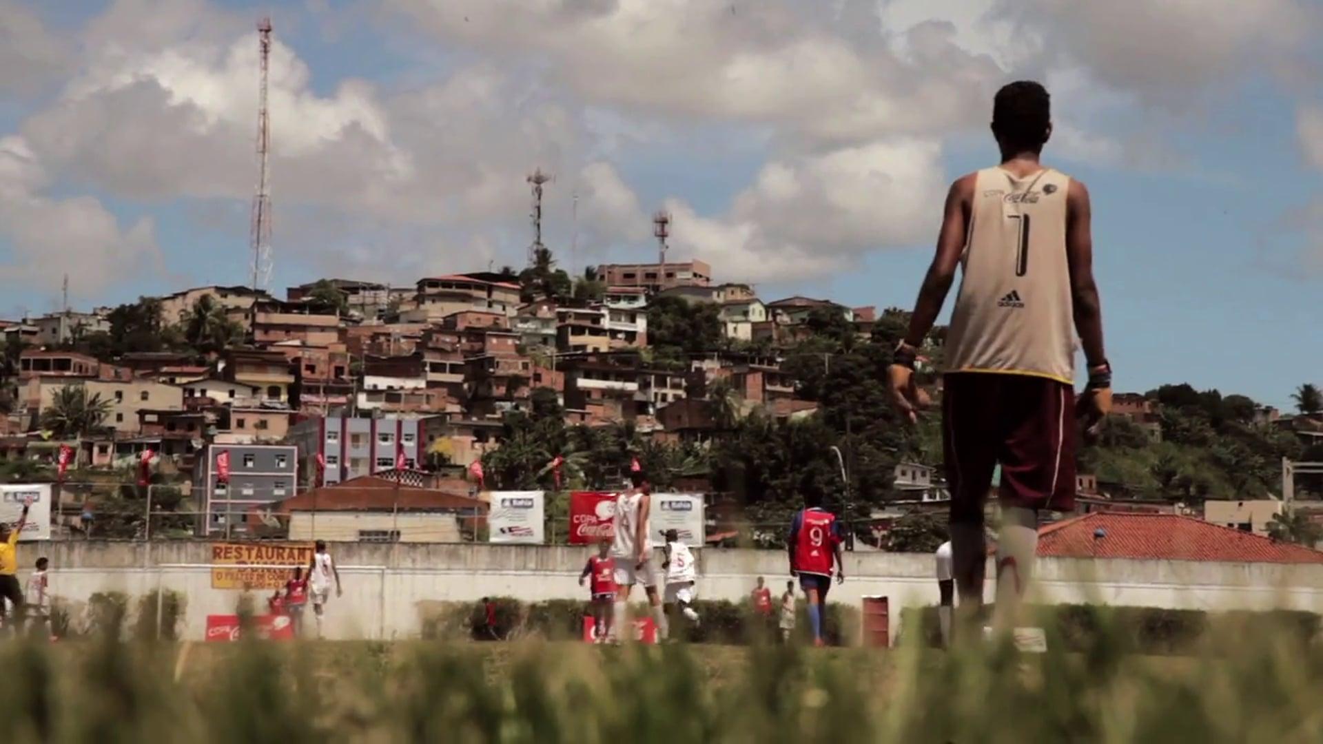 Copa Coca-Cola   Futebol Moleque - Salvador
