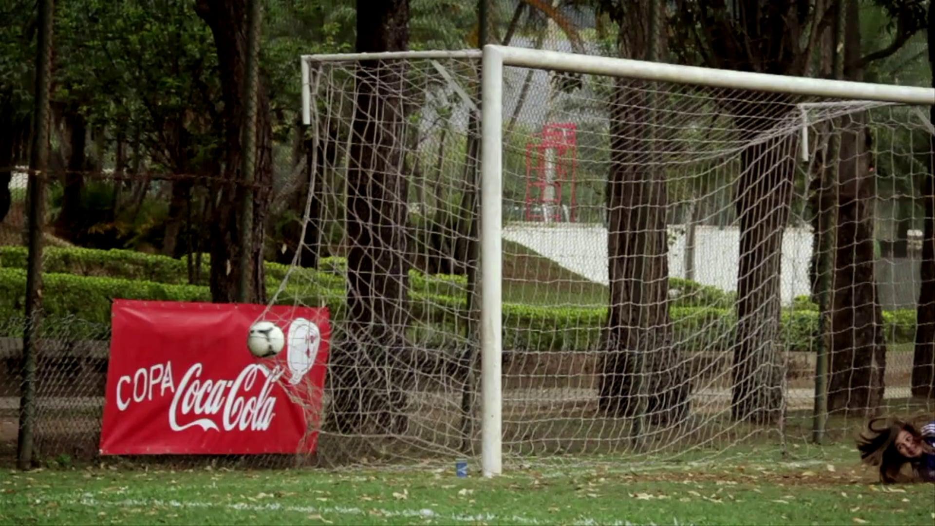 Copa Coca-Cola  - Futebol Moleque - São Paulo