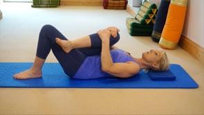 Pilates Stretch - Piriformis