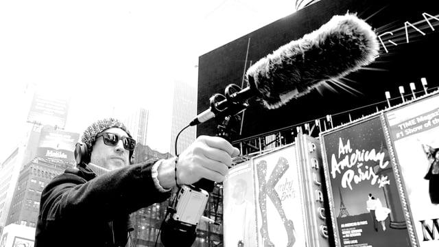 Richard Garet: Sounds of Times Square