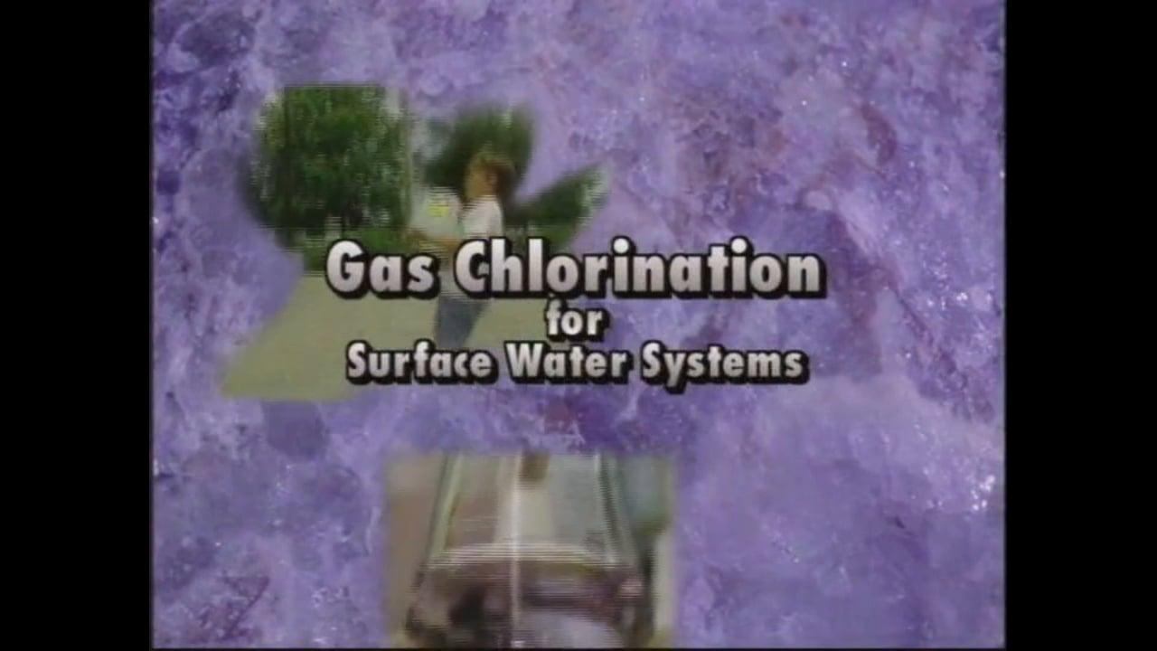 Before You Begin...Gas Chlorination