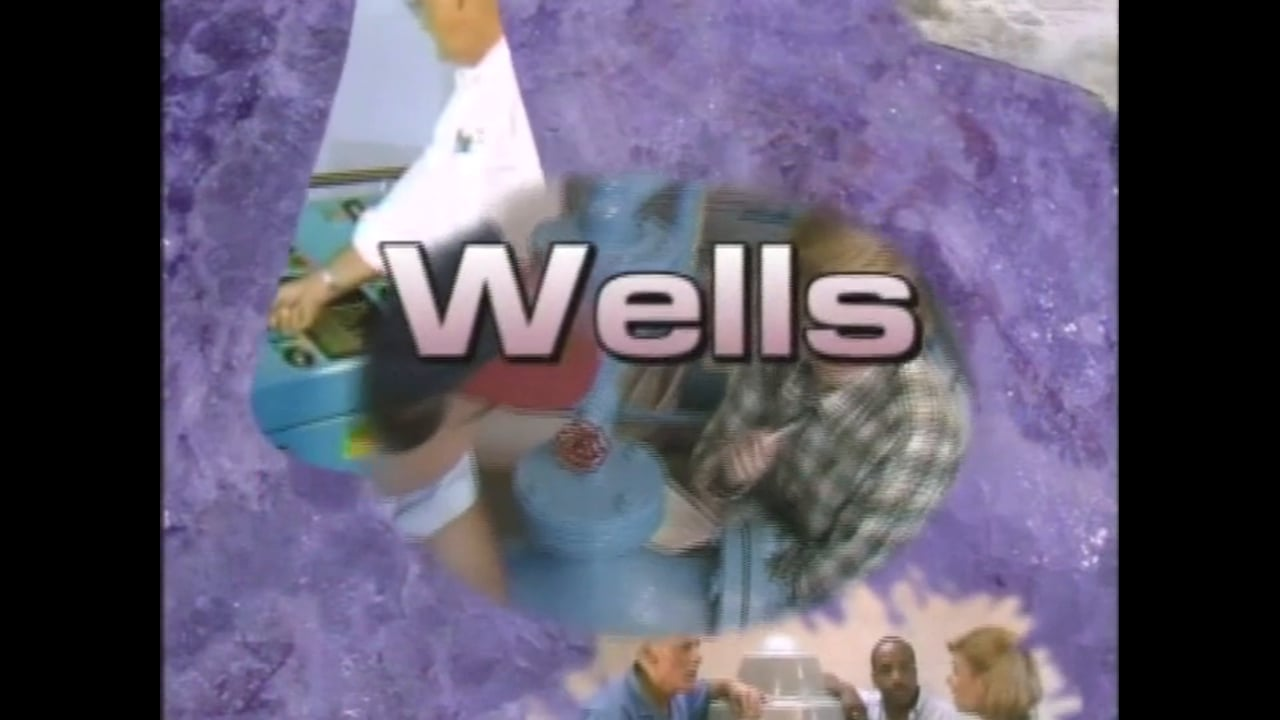 Before You Begin...Wells