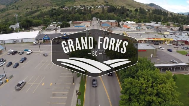 Grand Forks British Columbia is Open For Business