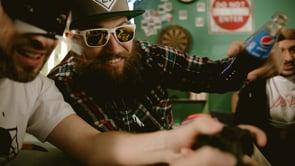 "Mc Fitti Making-Of ""Pepsi - Zeit aufzudrehen"""