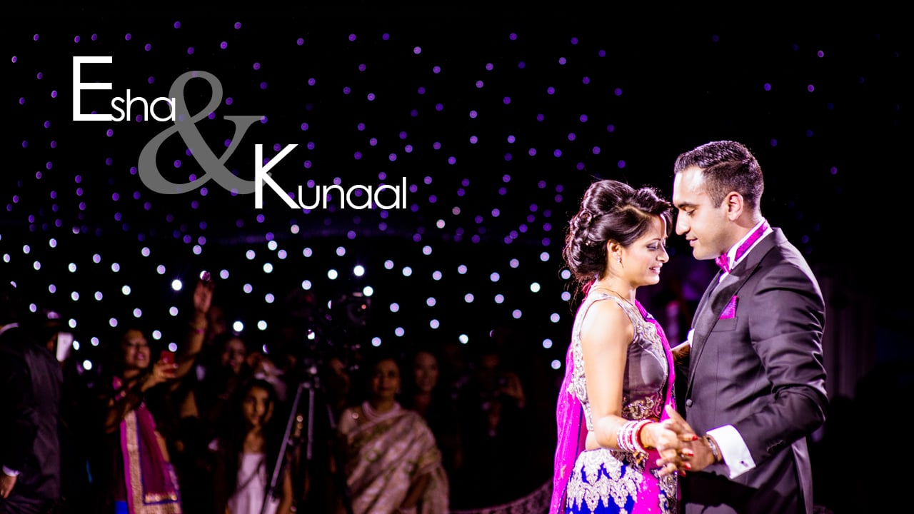 Kunaal & Esha's Highlights
