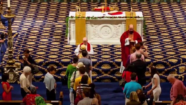 Eucharistic Vocation