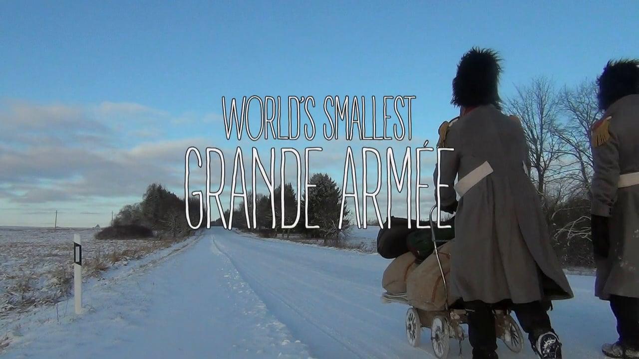 World's Smallest Grande Armée movie trailer