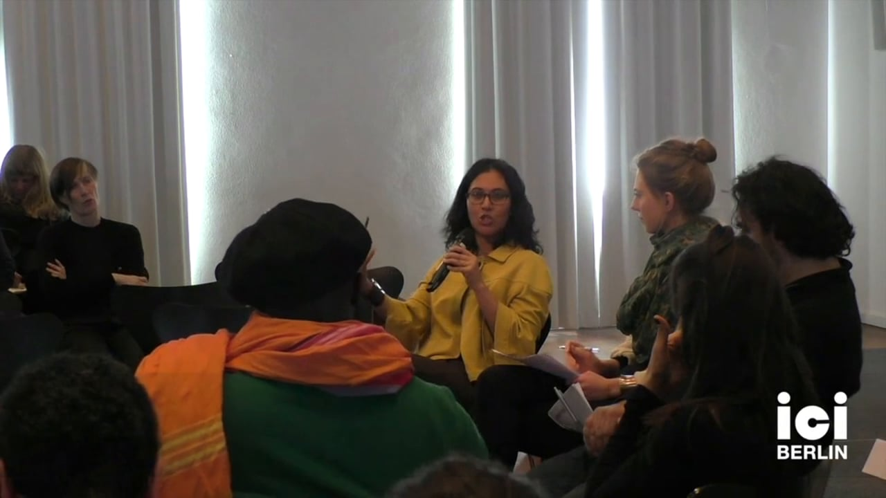 Discussion with Anupama Rao [4]