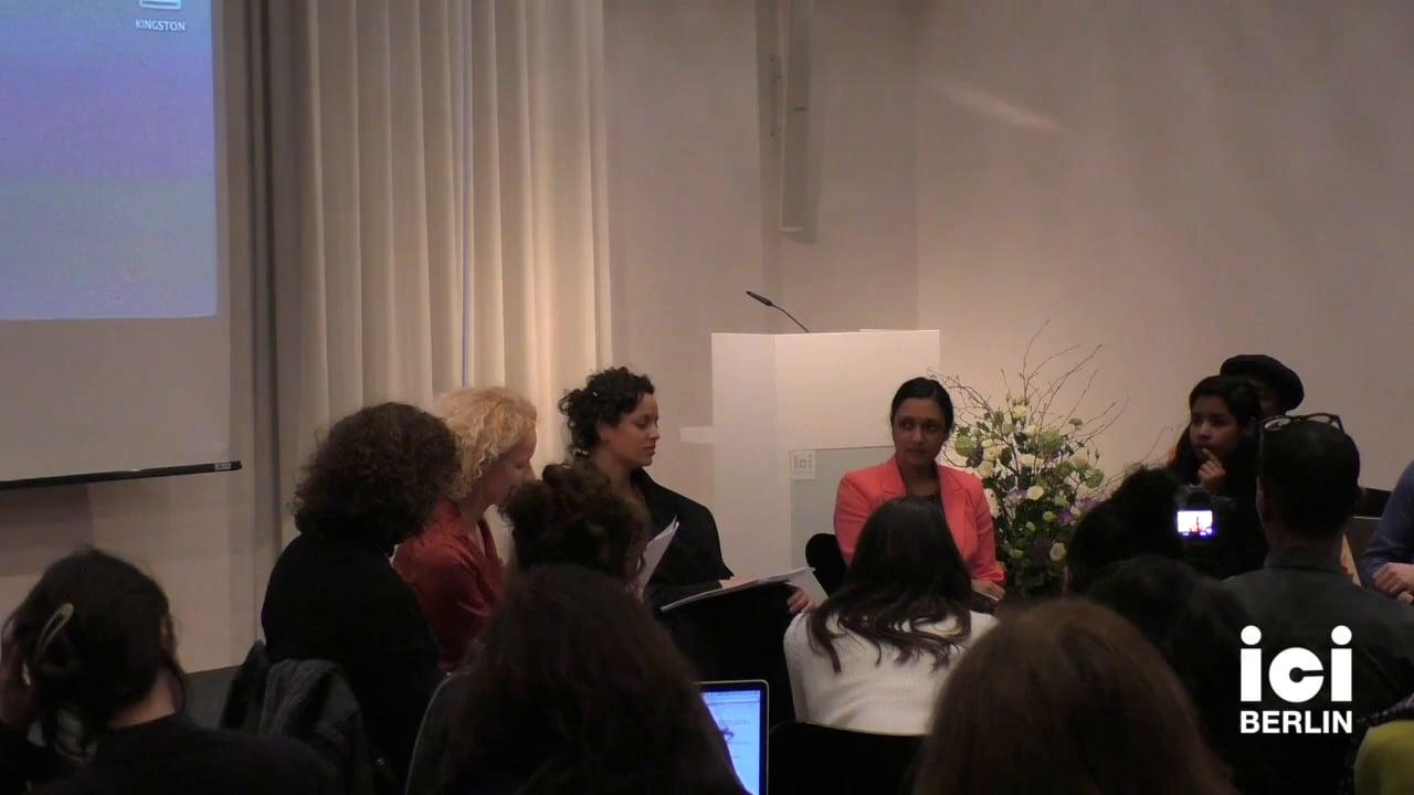 Introduction of Silvy Chakkalakal by Anna Jäger [5]