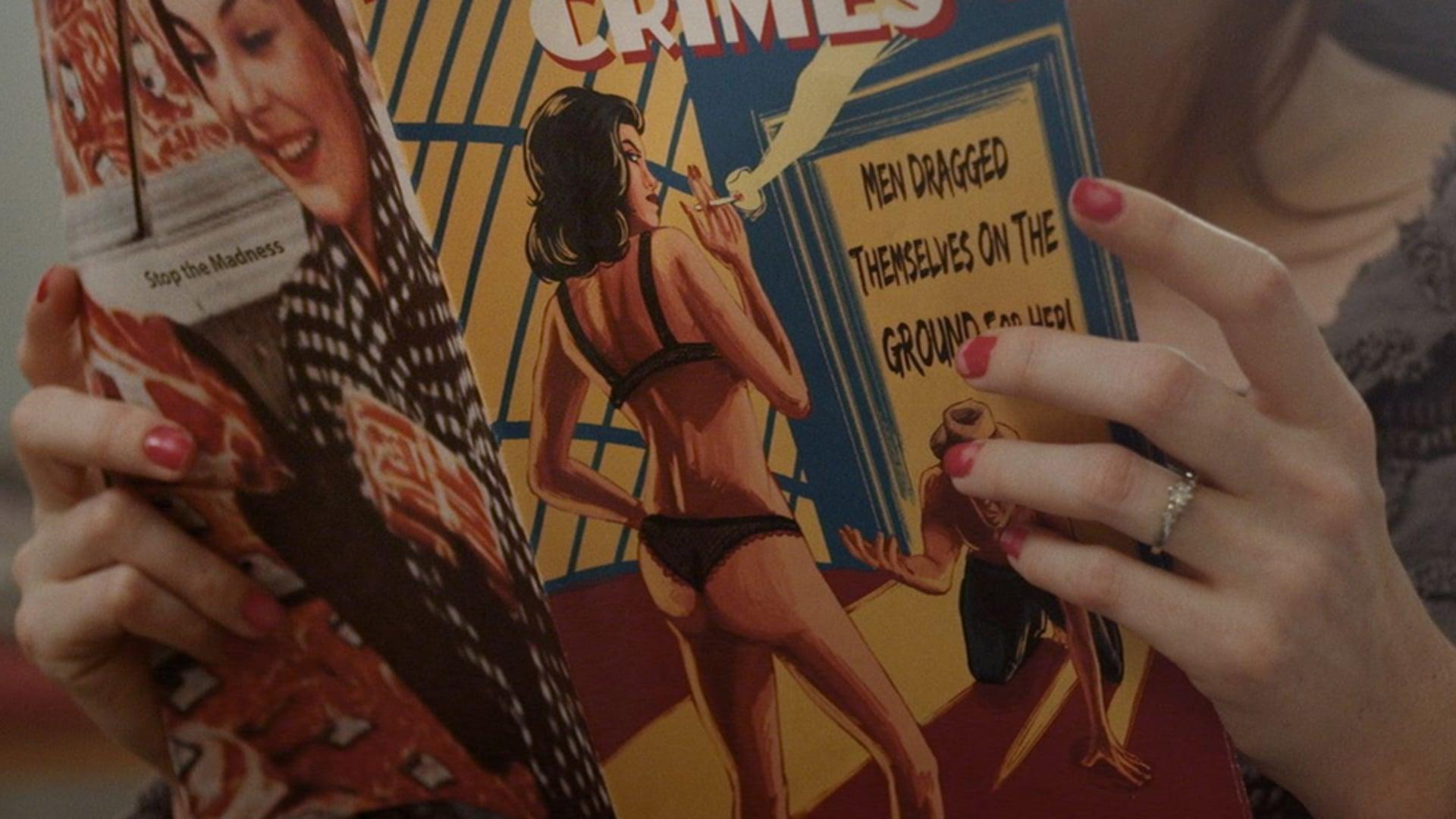 Dime Crimes #34 Trailer