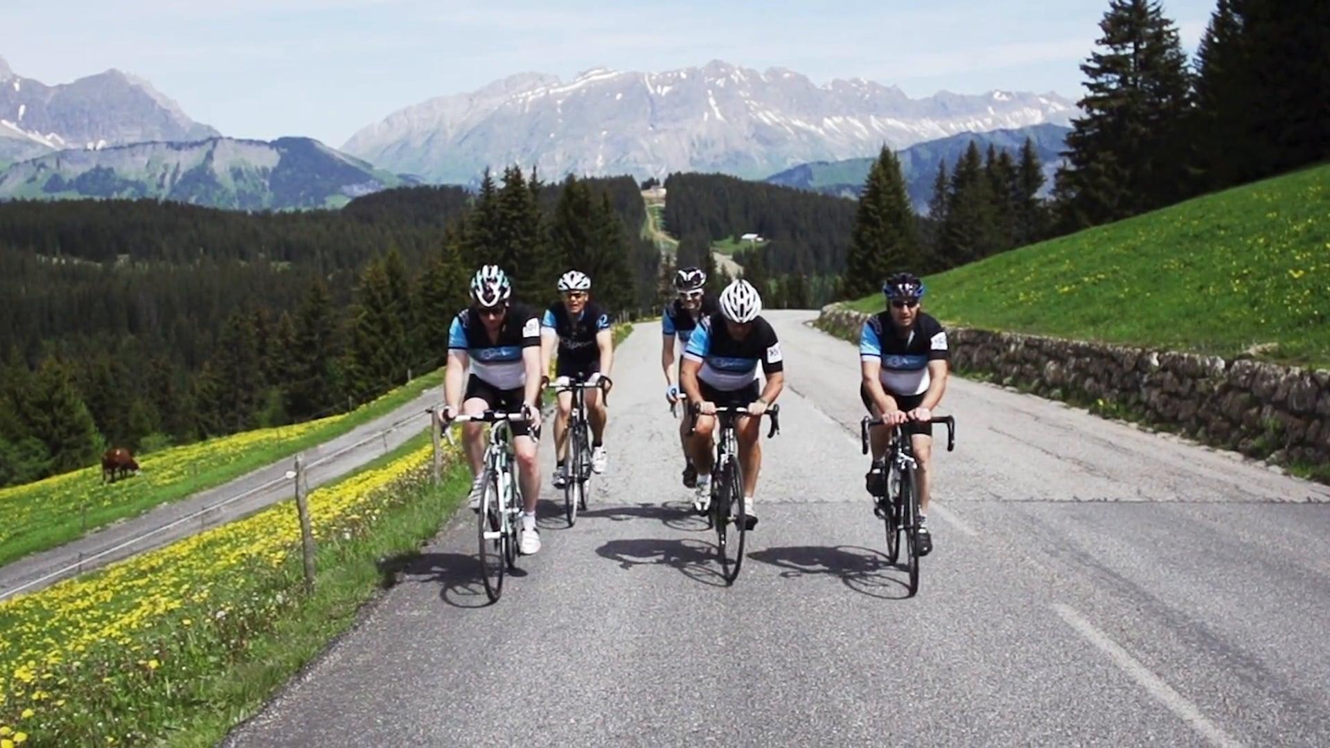 Ripcor: Riding with Mamils