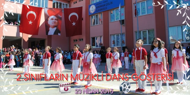 2. Sınıfların Müzikli Dans Gösterisi