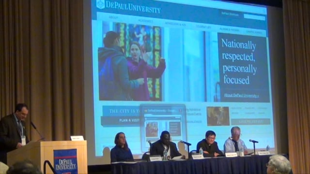 Christie Klimas; Edward Obi, MSP; Rolando Tuazon, CM; Peter Hughes, SSC (Roundtable: Focus on Ethics)