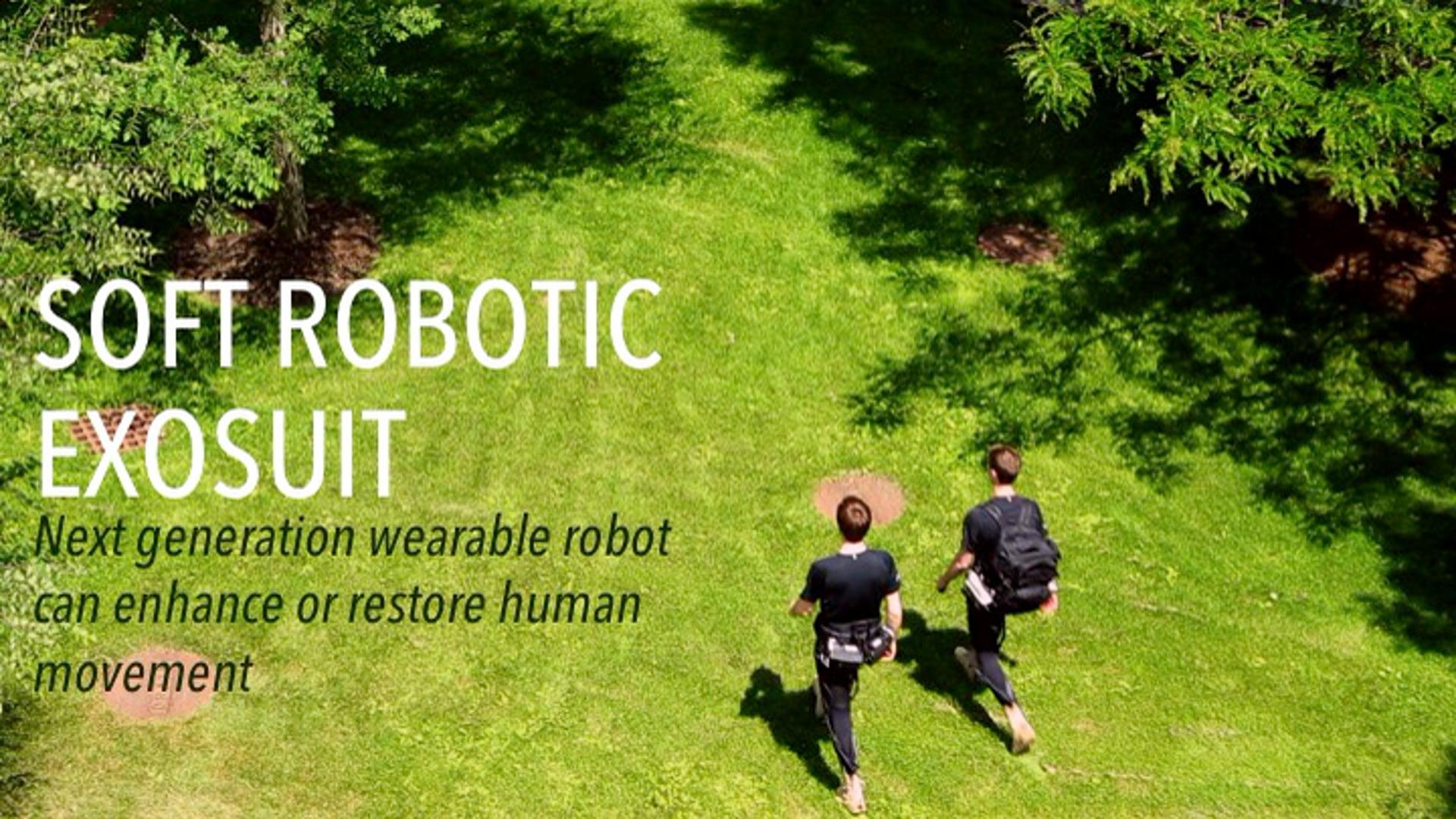 Soft Robotic Exosuit