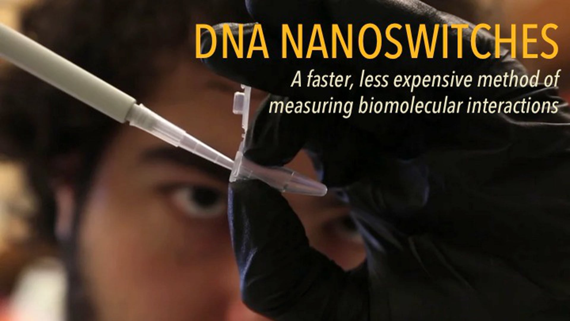 DNA Nanoswitch for Gel-Based Interaction Analysis