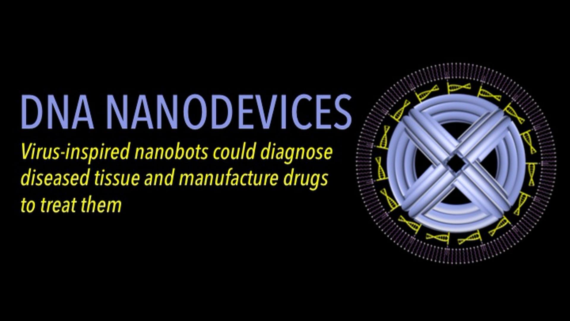 Virus-inspired DNA Nanodevices