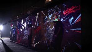 Smirnoff - Night Grafitti DC