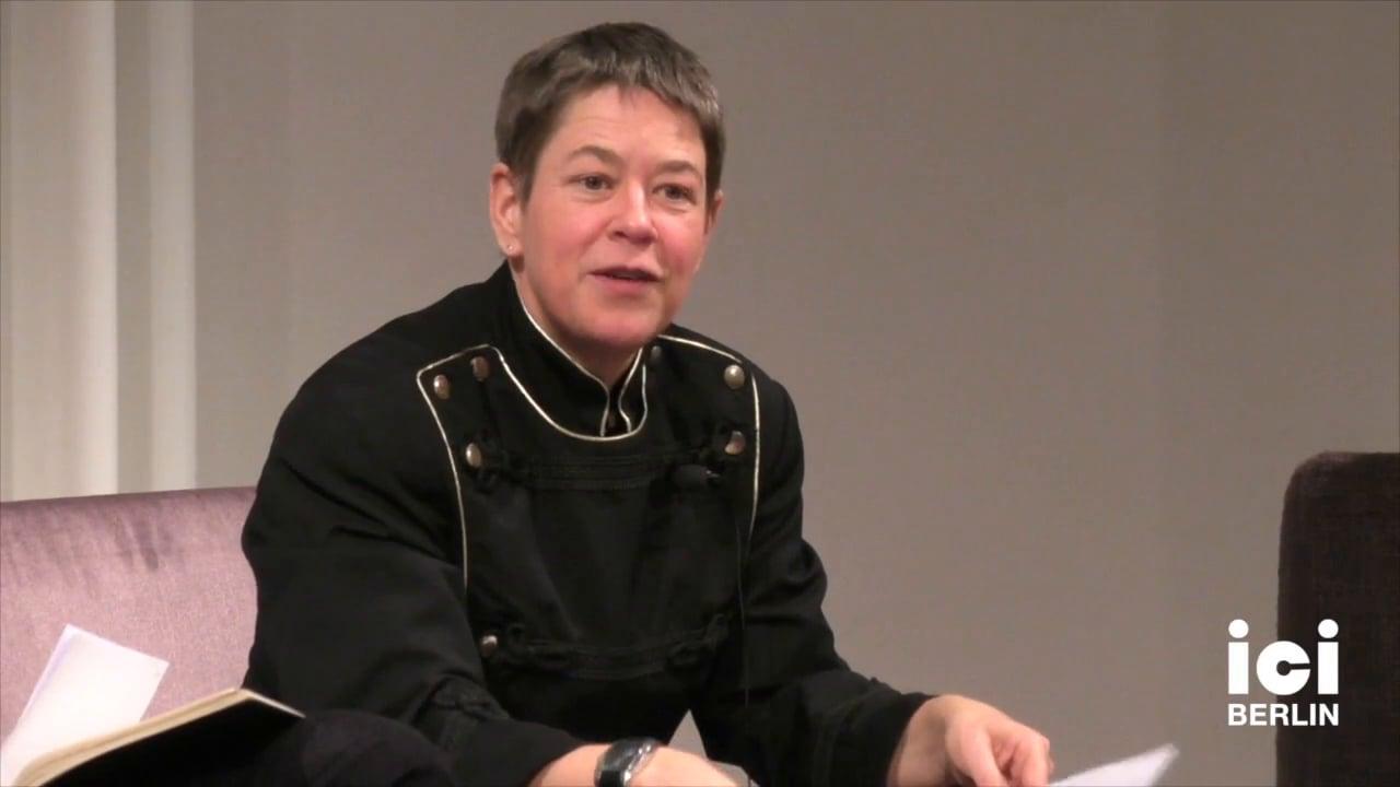 Talk by Antke Engel [2]