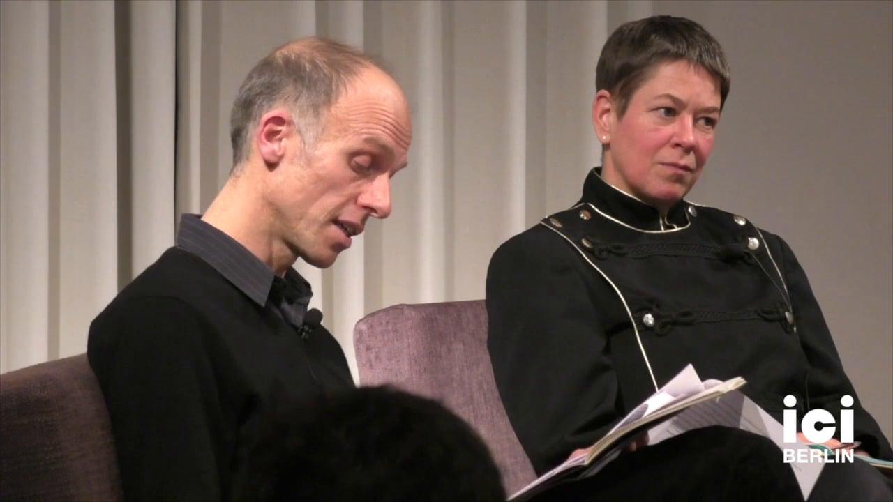 Talk by Christoph Holzhey [4]