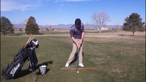 Pelvis Track - Feel The Path of The Hips in the Downswing